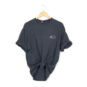 Oversized boyfriend T-shirt